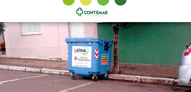 Coleta de resíduos manual; um grande problema