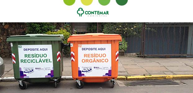 O que é coleta seletiva de resíduos sólidos?