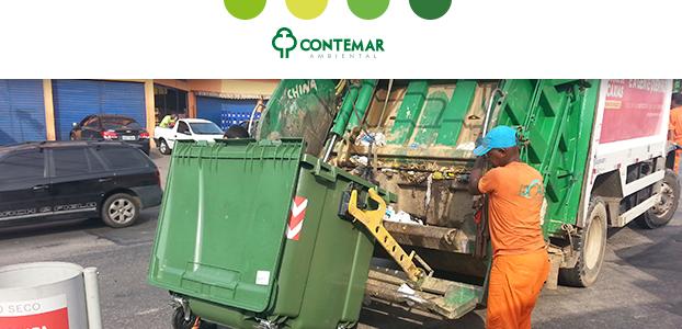 Coleta de lixo mecanizada: veja o que tem mudado na coleta de resíduos