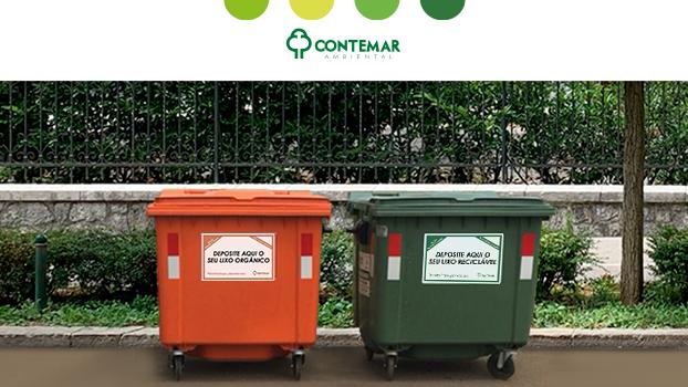 Como fazer o descarte do lixo orgânico
